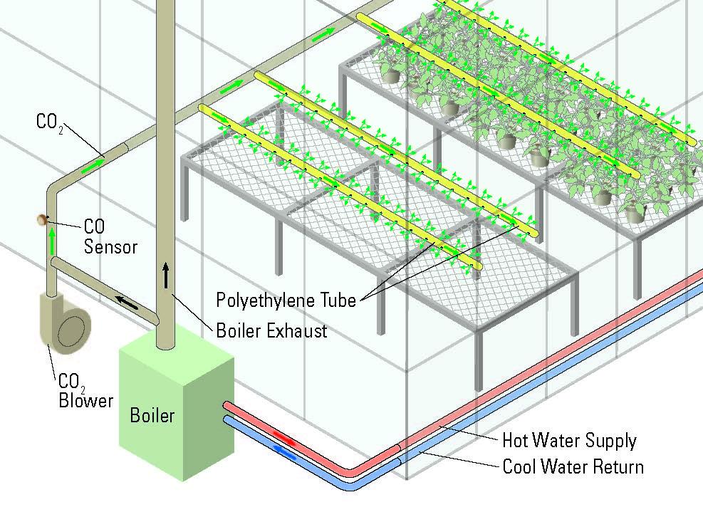 BioTherm's CO2 Enrichment